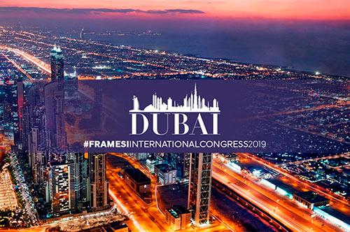 Congreso Framesi en Dubai
